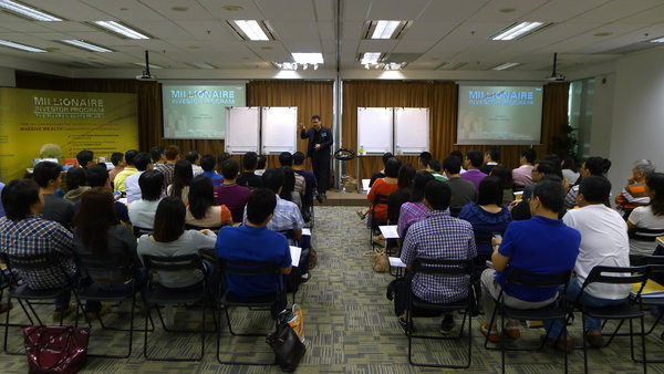 training and seminar room for rent in singapore use for MIP